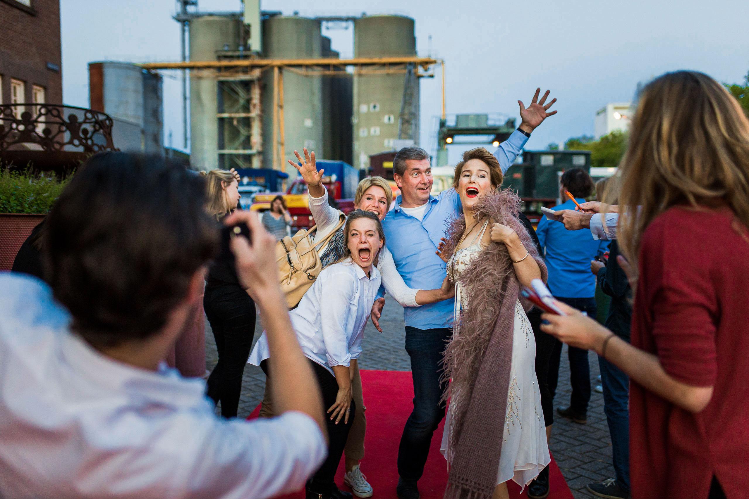 Feestfotografie Bedrijfsfeest in Utrecht